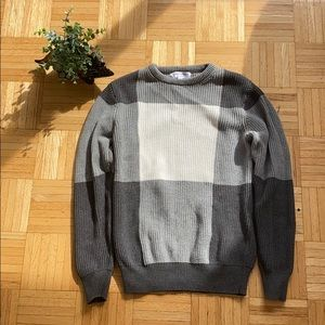 2 for $20 Adam Lippes Men's Charcoal Gray Sweater